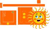 وب سایت مهد کودک فرزندان آفتاب پاسداران