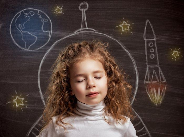 پرورش تخیل در کودکان